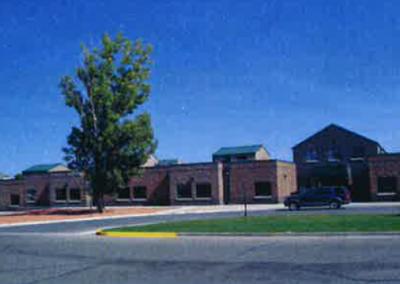 Garnet Mesa Elementary School Addition