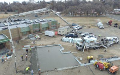 A Concrete Education at Delta Middle School